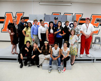 The Great High School Whodunnit - Fall 2014