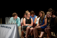 VVHS NHS Induction Ceremony