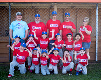Van Vleck Little League 2016